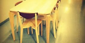 création, salle à manger, nicolas goupil ébéniste