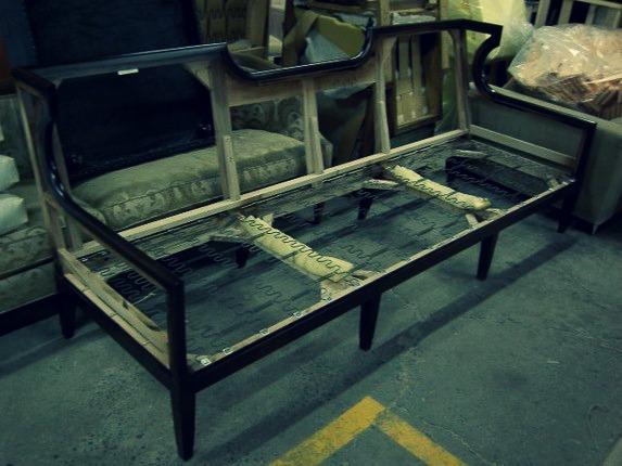 fabrication, sièges, nicolas goupil ébéniste