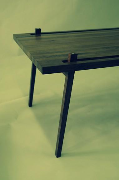 fabrication, table basse, nicolas goupil ébéniste (2)