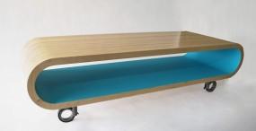 table basse, fabrication, nicolas goupil ébéniste