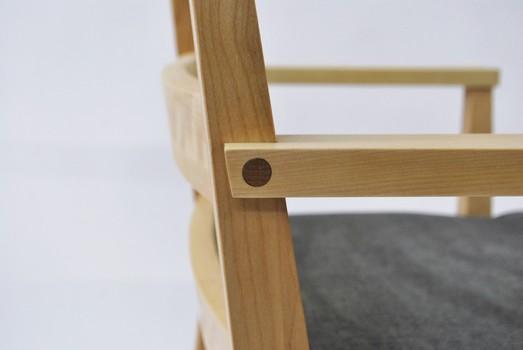 Nicolas Goupil Ébéniste, création, chaises spécialisées (4)
